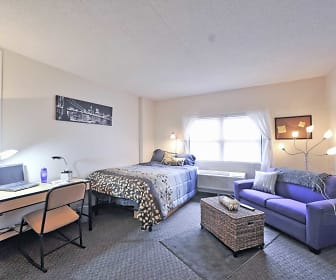 Living Room, Campus Towers