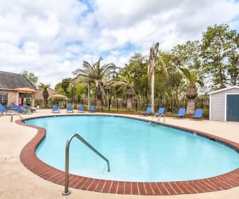 Pool, City Place Townhomes