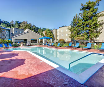 Pool, Serramonte Ridge