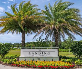 Landing at St Augustine, Saint Augustine, FL