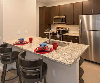 Kitchen, Encore 4505 at Town Center Apartments