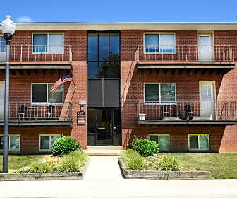 Winston Apartments, Hillen, Baltimore, MD