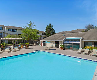 Pool, Regency Club Townhomes & Apartments