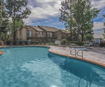 Pool, Mountain Springs Apartment Homes