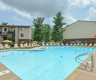 Country Club Apartments, Huntington, WV