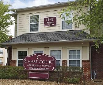 Chase Court, University of Kansas, KS