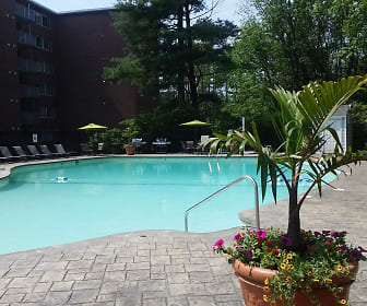 Water View Village Apartments, Framingham State University, MA