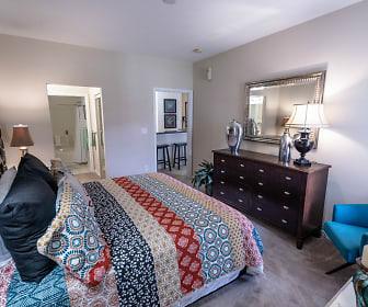 Bedroom, Falcon Creek Luxury Apartments