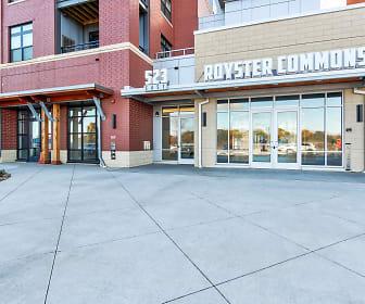 Royster Commons, 53714, WI