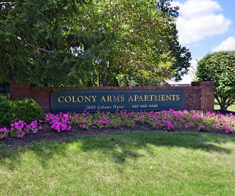 Colony Arms, Valley Forge, PA