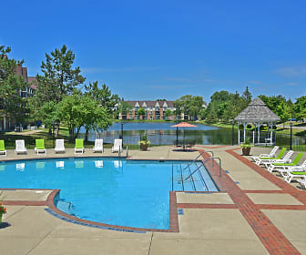 Pool, Stone Ridge
