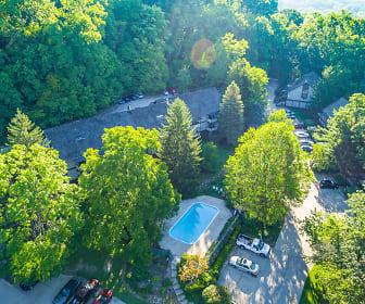 Pool, Timberland Village Apts