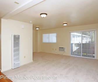 Twin Pines Manor Apartments, Cupertino Middle School, Sunnyvale, CA