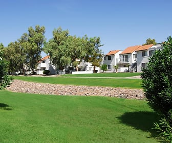 Center Park, Stanfield, AZ