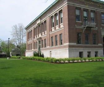 Building, Grant School Lofts