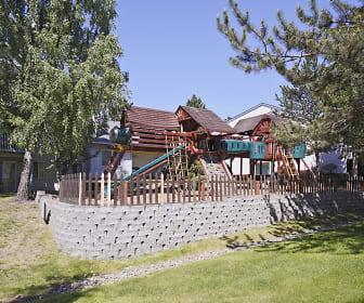 Playground, Cascade Ridge