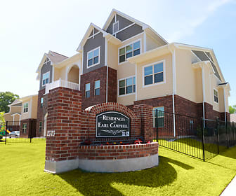 The Residences at Earl Campbell, Downtown Tyler, Tyler, TX