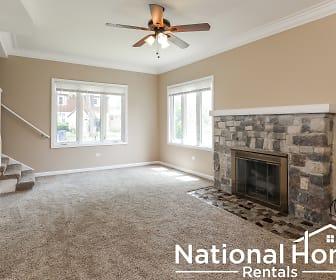 Living Room, 9246 S St Louis Avenue