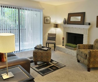 Living Room, Reserve At Peachtree Corners