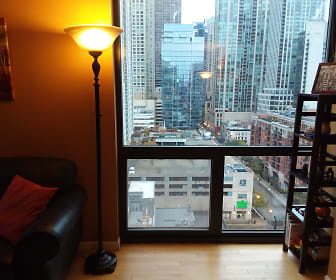 70 W Huron, Unit 1602, Downtown, Chicago, IL