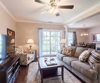 Living Room, Oakmonte Apartment Homes