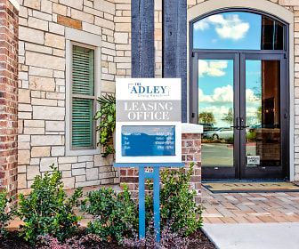 Community Signage, The Adley Craig Ranch