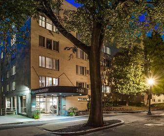 Calvert Woodley, Northwest Washington, Washington, DC