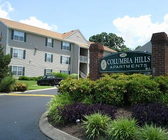 Columbia Hills Apartments, Santa Fe, TN