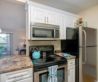 Kitchen, The Lexington at Winter Park