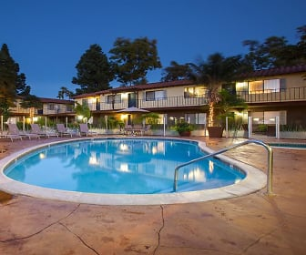 Portico Villas, Fullerton College, CA