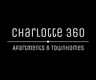 Community Signage, Charlotte 360 Townhomes & Apartments