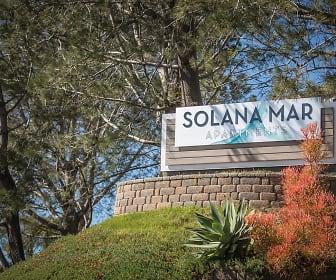 Community Signage, Solana Mar
