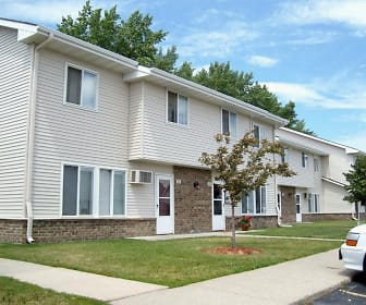 Deer Park Apartments, New Century Charter School, Hutchinson, MN