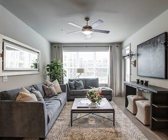 Living Room, District Station