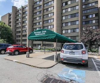 Racquet Club Apartments, New Stanton, PA