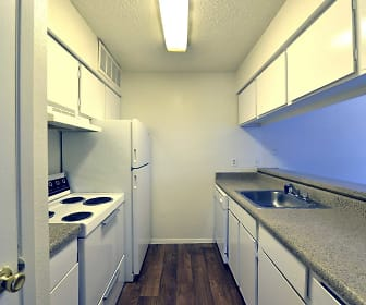 Kitchen, The Park at Clear Lake