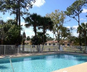 Pool, Cortez Village Townhomes