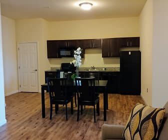 Dining Room, Lofts at 525