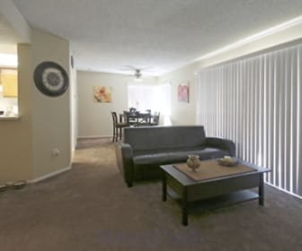 Living Room, Stonewood Apartment Homes