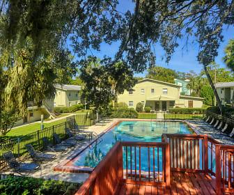 Frederick Gardens, University Heights Historic District, Gainesville, FL