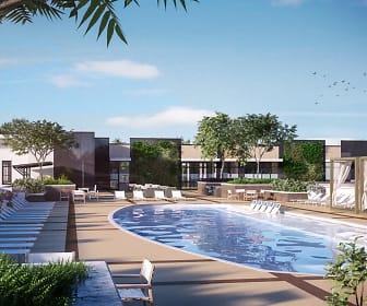 Pool, Adley City Springs