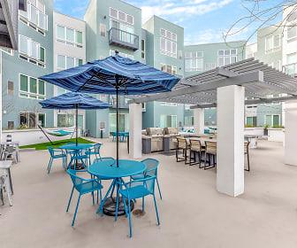 Courtyard, Circa Central Avenue