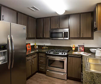 Kitchen, Legacy Apartment Homes