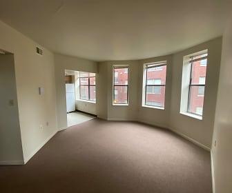 Colonial Hall Apartments, Park Place, Norfolk, VA