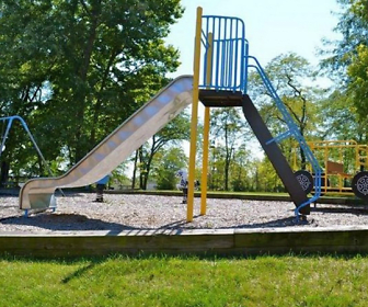 view of play area with a yard, Monroe Terrace