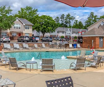 University Suites Student Apartments, Raleigh, NC