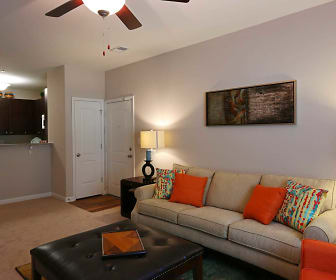 Living Room, The Reserve at Stone Hollow