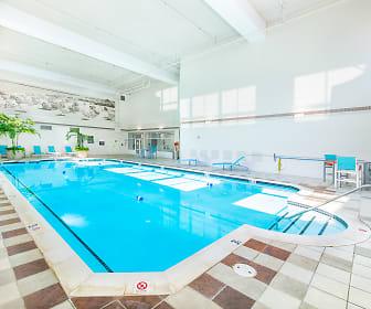 view of swimming pool, MAA National Landing