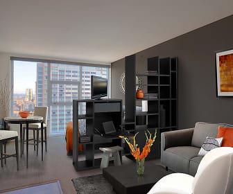 Avalon Towers Bellevue, Bellevue, WA