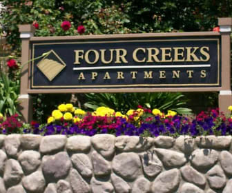 Community Signage, Four Creeks